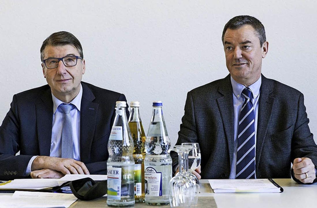 Stark eingeschränktes Sicherheitsgefüh... Volker Kieber wollen entgegensteuern.    Foto:  SD