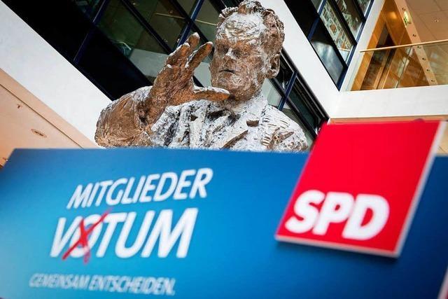 Der Zeitplan: Groko-Showdown bei der SPD