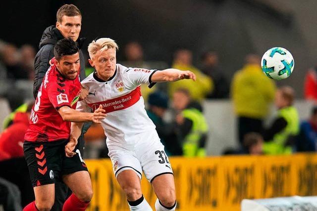 Gewinnen Sie Karten für das SC-Spiel gegen den VfB Stuttgart