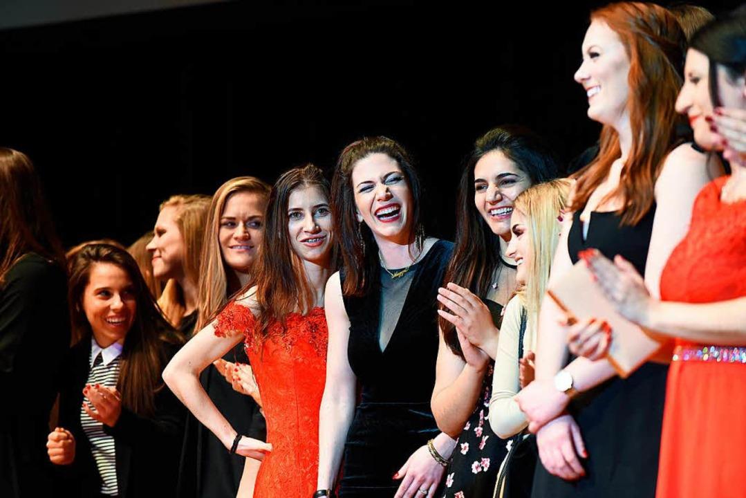 Das Showteam Matrix holte den Preis als Mannschaft des Jahres.  | Foto: Rita Eggstein