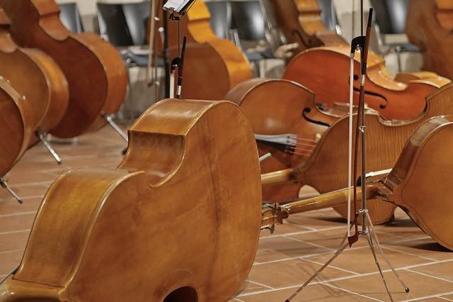 Abschluss des Workshops der 7. Basstage am Oberrhein in Müllheim