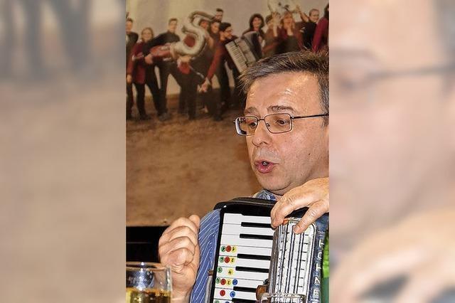 Akkordeonmusik vom Feinsten