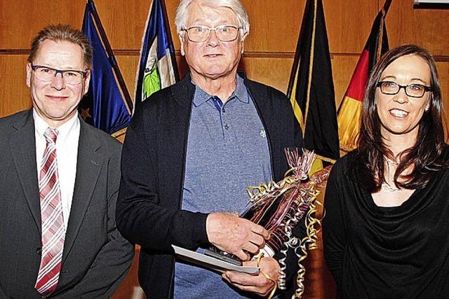 Voll engagiert: Thomas Richter