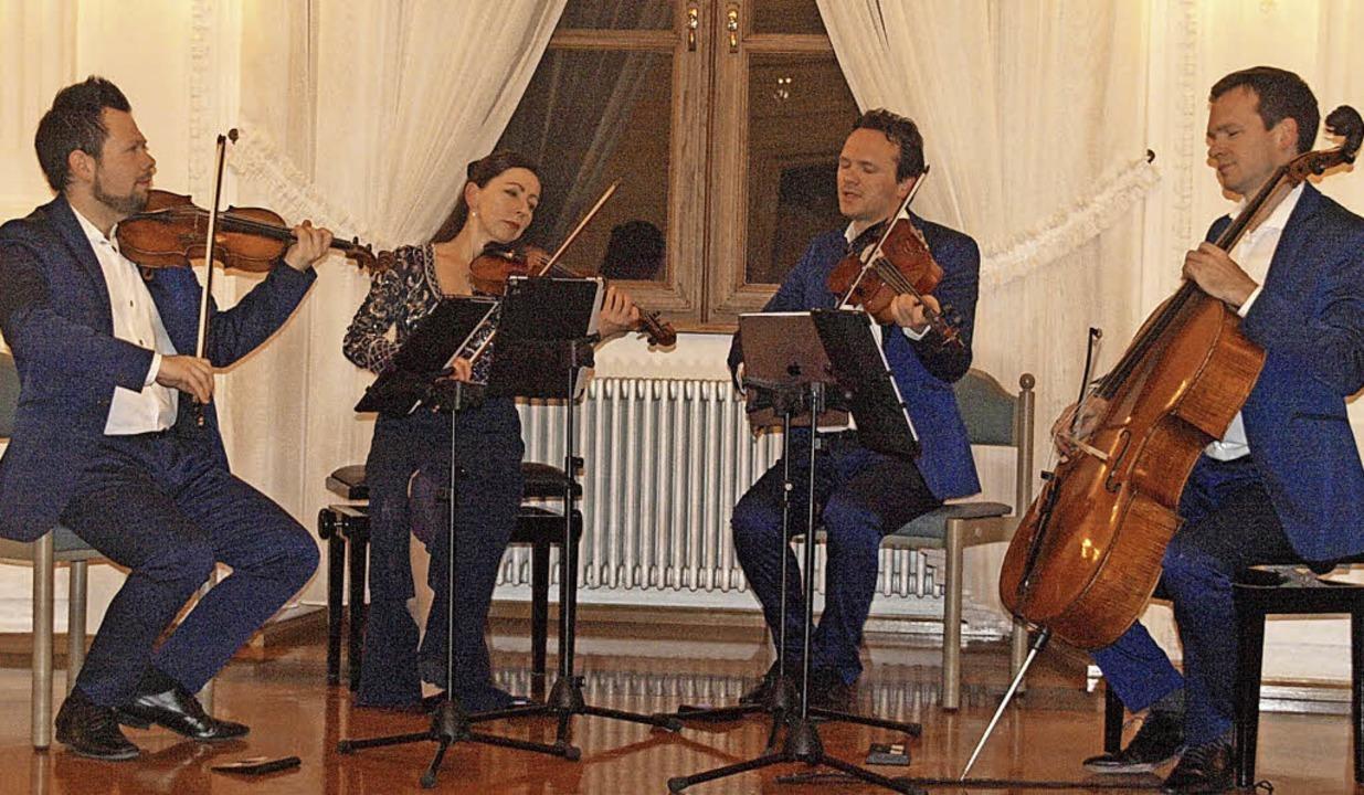 Sozusagen einen Themenabend auf das Ja... am Donnerstagaband im Kollegsfestsaal  | Foto: Karin Stöckl-Steinebrunner