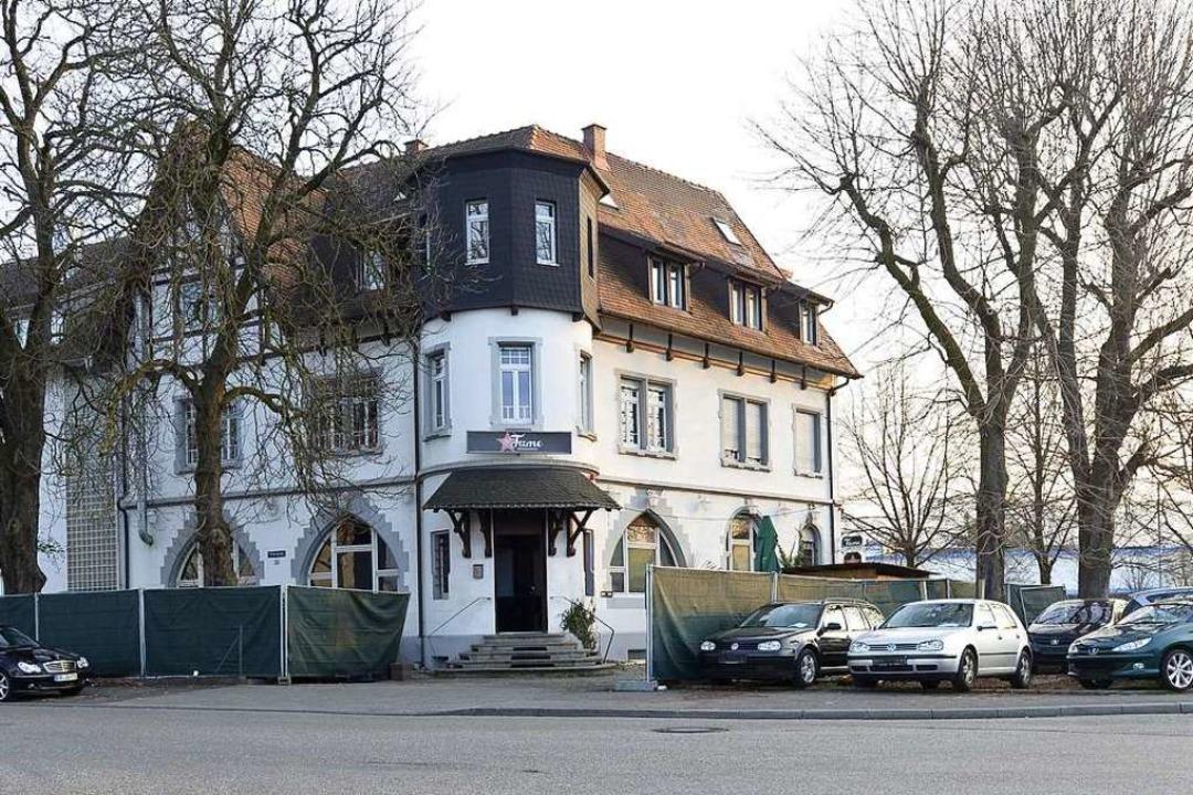 Das Haus gibt es noch, das Umfeld hat sich geändert.   | Foto: Ingo Schneider