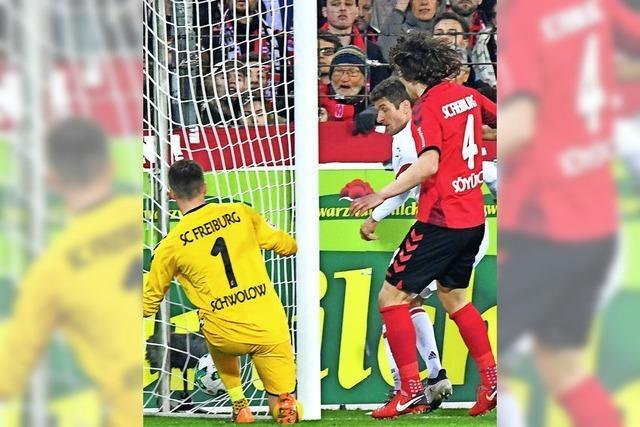 Geschichtenreicher Abend mit vier Bayern-Toren