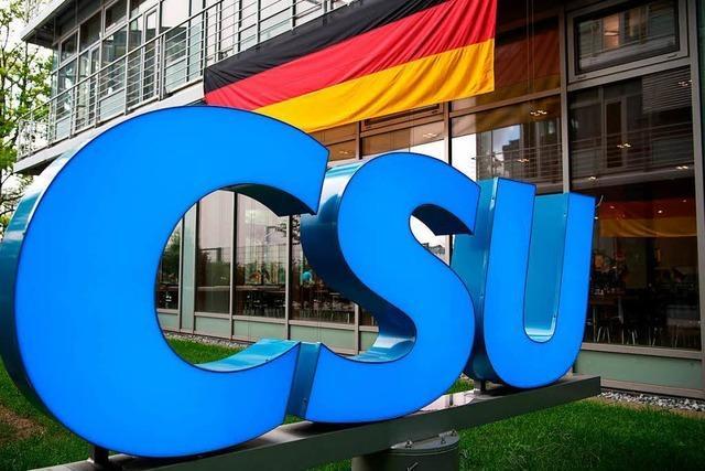 CSU mit drei Ministern und einer Staatssekretärin in Berlin