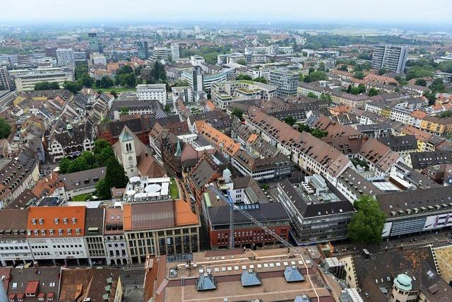 Freiburg bekommt 360-Grad-Panoramabilder – die nicht veröffentlicht werden