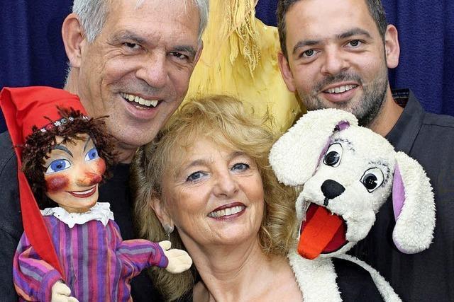 Generationenwechsel bei der Freiburger Puppenbühne