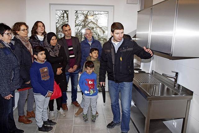 Haus für soziales Wohnen