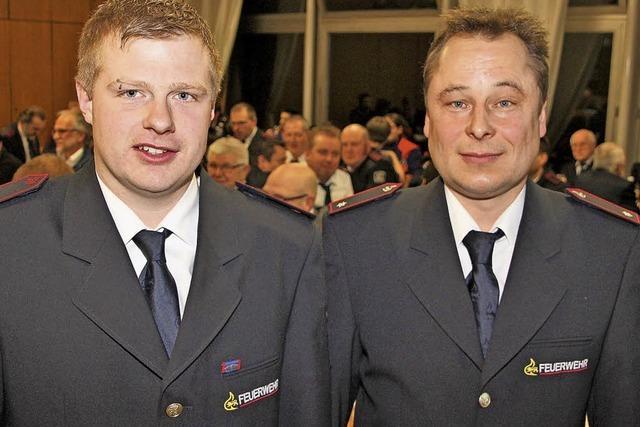 Timo Reinbold ist neuer Kommandant