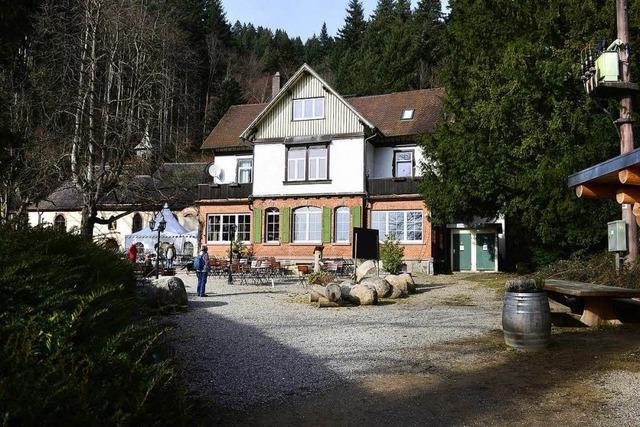 Das Freiburger Ausflugslokal St. Ottilien steht zum Verkauf