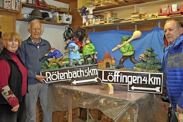 Die Musikanten ziehen wieder nach Rötenbach