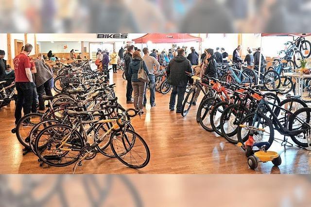 Mit neuen Fahrrädern in den Frühling