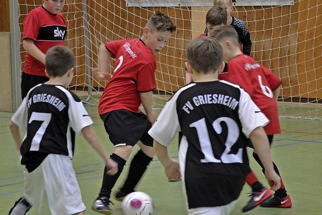 Der Junioren-Fußball lebt