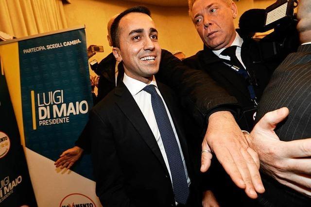Bahn frei für Italiens Dilettanten!