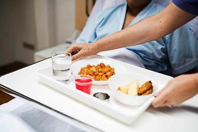 Krankenhausessen in Deutschland: Gesund und lecker geht anders