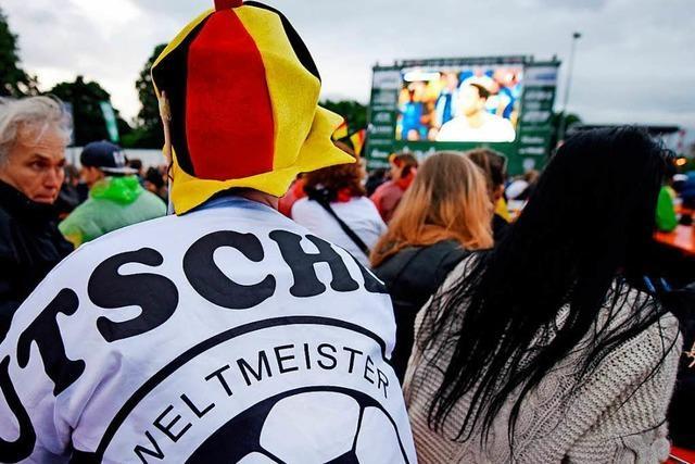 Freiburger Rathaus lehnte Public Viewing zur WM wegen des Lärms ab