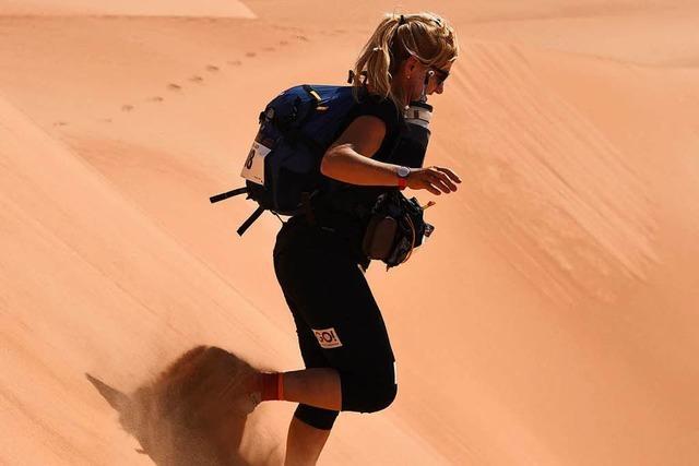 Zwei Leben in zwei Welten: Die Extremläuferin Brigid Wefelnberg aus Löffingen