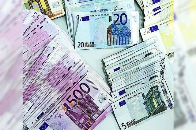 Finanzen entwickeln sich positiv