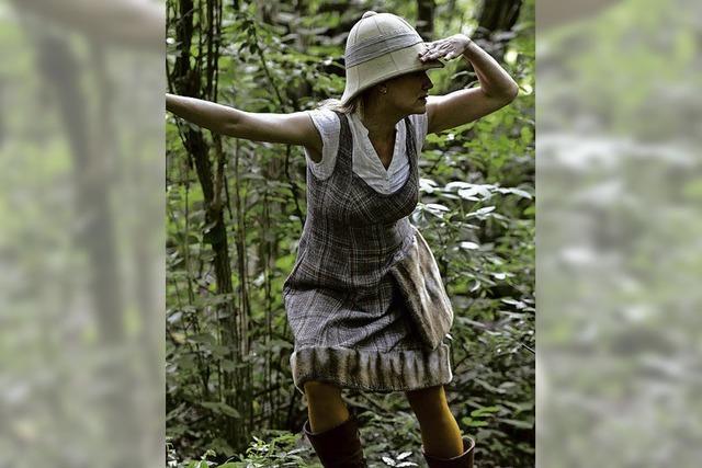 Fräulein Brehms Tierleben gibt am Freitag, 9. März, in den Vita Stoll Stiftung in Waldshut Einblicke in die Welt der gefährdeten Wildbienen