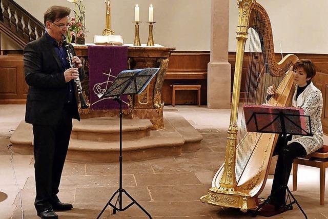 Musik bringt Frühling in die Kirche