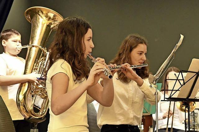 Drei Orchester – ein Klang