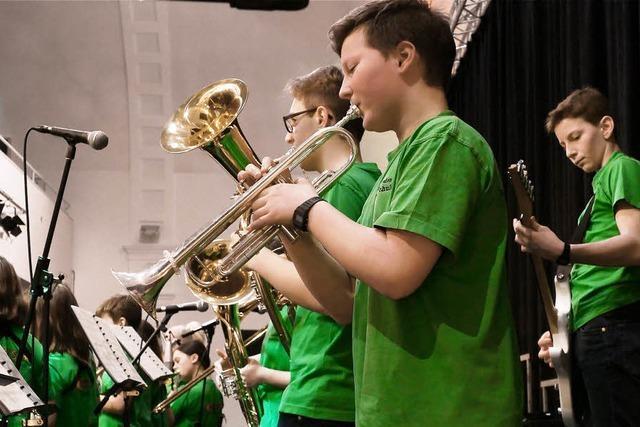Charts, Jazz und Trompeten