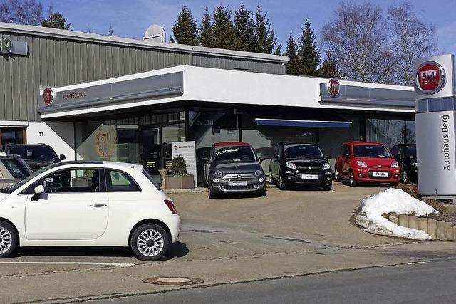 Fiat Berg will neu durchstarten