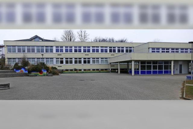 Schule wird innen für 4,2 Millionen Euro saniert