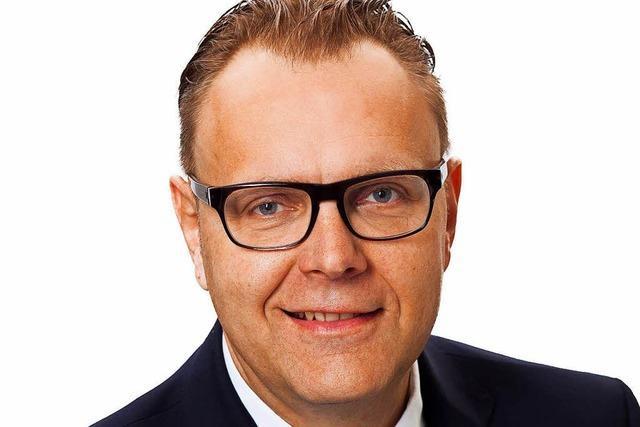 Nur Amtsinhaber Guido Schöneboom darf sich im Lahrer Gemeinderat vorstellen