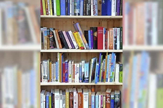 Bücherfreunde willkommen