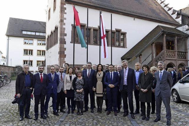 Freiburgs Städtepartnerschaft zu Granada blüht wieder auf