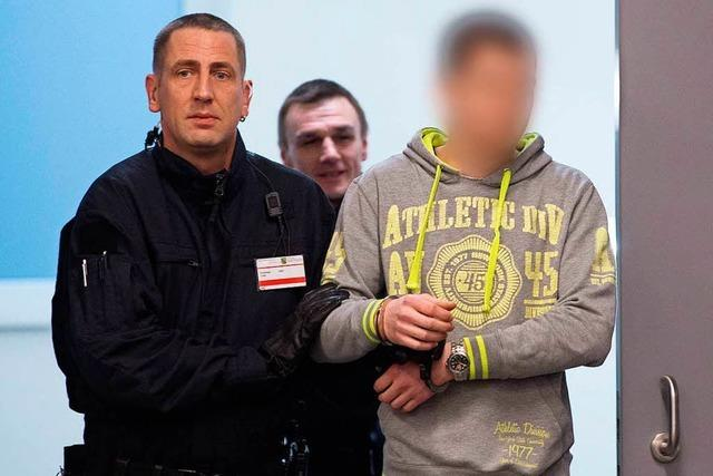 Ankläger sehen sächsische Terrorgruppe am Werk – lange Haftstrafen gefordert