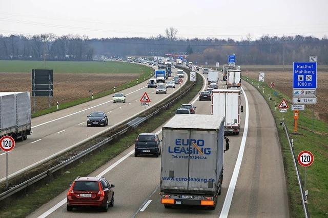 Peter Weiß: A5 soll zeitgleich mit Rheintalbahn sechsspurig ausgebaut werden
