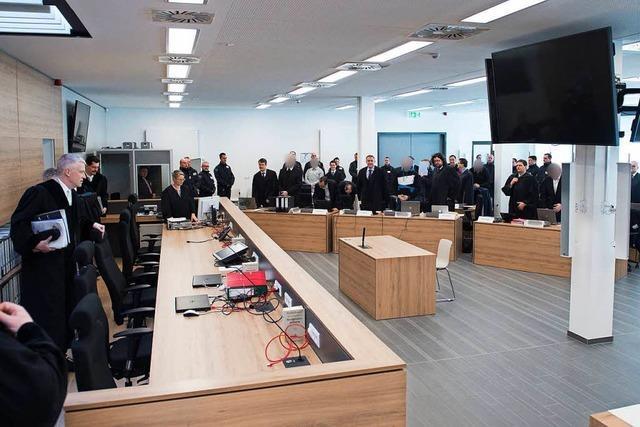 Lange Haft für rechte Terrorgruppe Freital – Richter spricht von feigen Taten