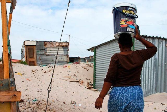 Aufatmen in Kapstadt: 2018 keine Abschaltung der Wasserversorgung