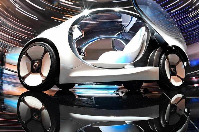 Der Genfer Autosalon zeigt Traum- und Alltagswagen