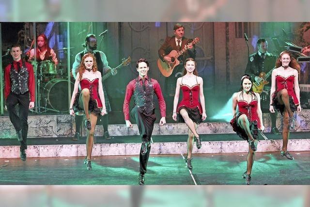 Tanzgruppe Cornamusa in Höchenschwand