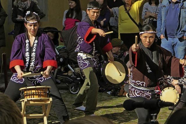 Japanischer Kulturtag in Freiburg