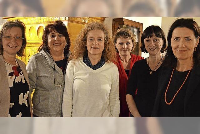 Die Frei-Frauen ergreifen Initiative