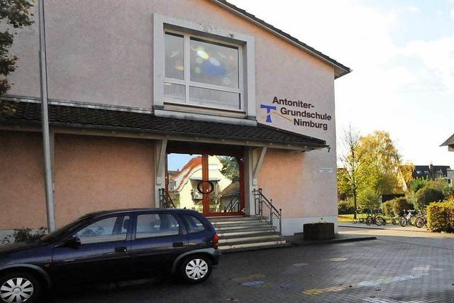 Vorfall in Nimburger Grundschule laut Behörden nicht so dramatisch