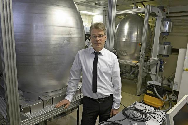 Oliver Ambacher ist neuer Leiter des Fraunhofer-Institut für Angewandte Festkörperphysik
