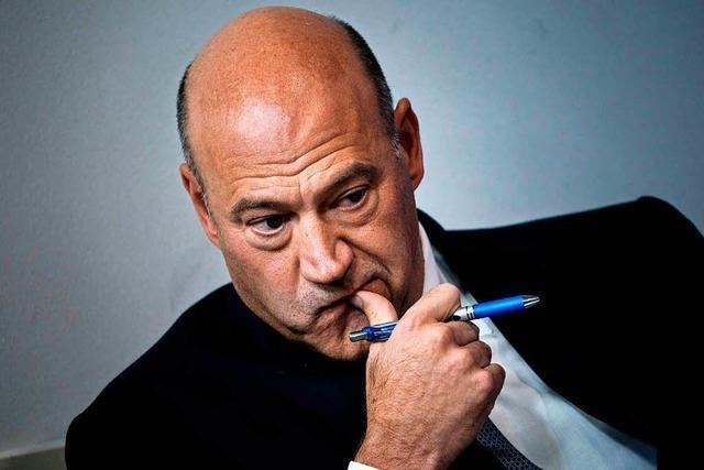 Gary Cohns Abgang zerstört eine Illusion
