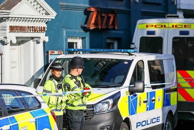 Polizei: Russischer Ex-Doppelagent wurde Opfer von Nervengift