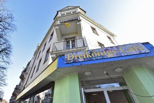 Im ehemaligen Hofmeister-Lebensmittelgeschäft eröffnet bald das Dreikönigs-Café