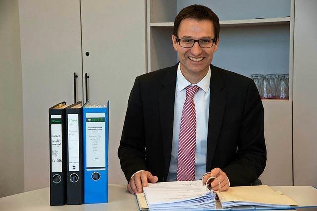 Warum Markus Riesterer kein Bürgermeister bleiben will