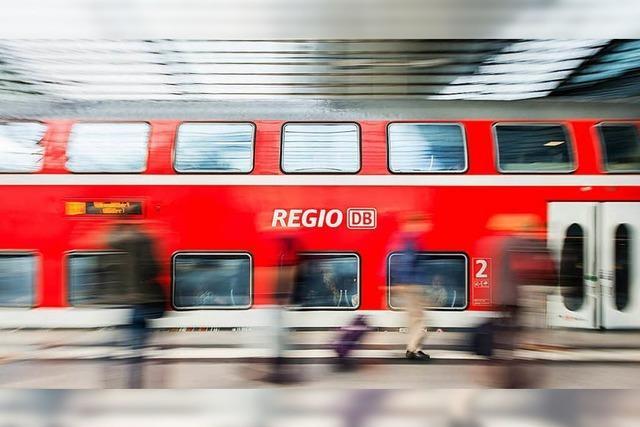 Zugausfälle auf der Hochrheinstrecke wegen technischer Störung