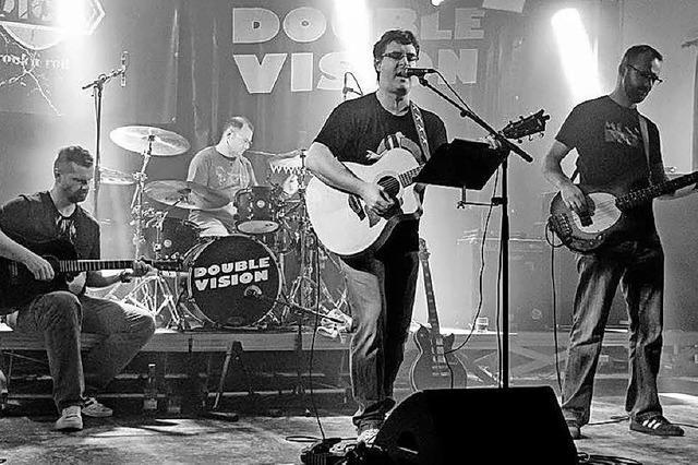 Band Double Vision gibt am Freitag, 9. März, Konzert im Café Verkehrt in Murg-Oberhof