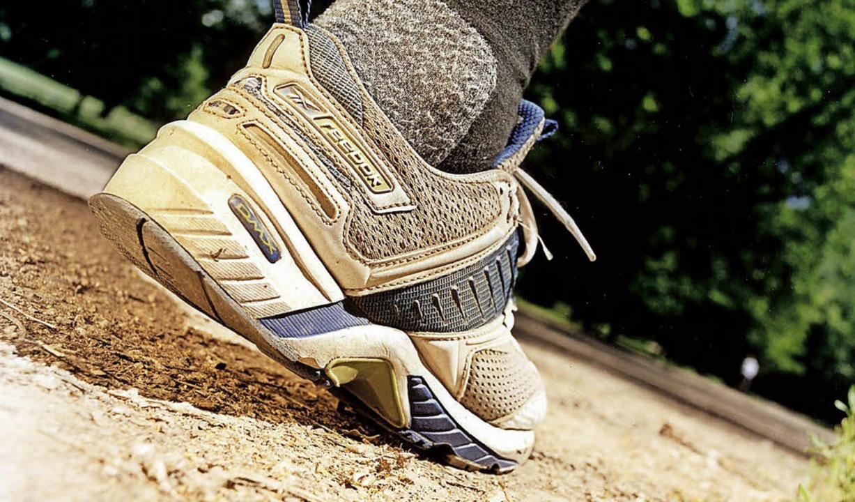 Fit wie ein Turnschuh: die Abteilung Leichtathletik   | Foto: Symbolbild: dpa/gms